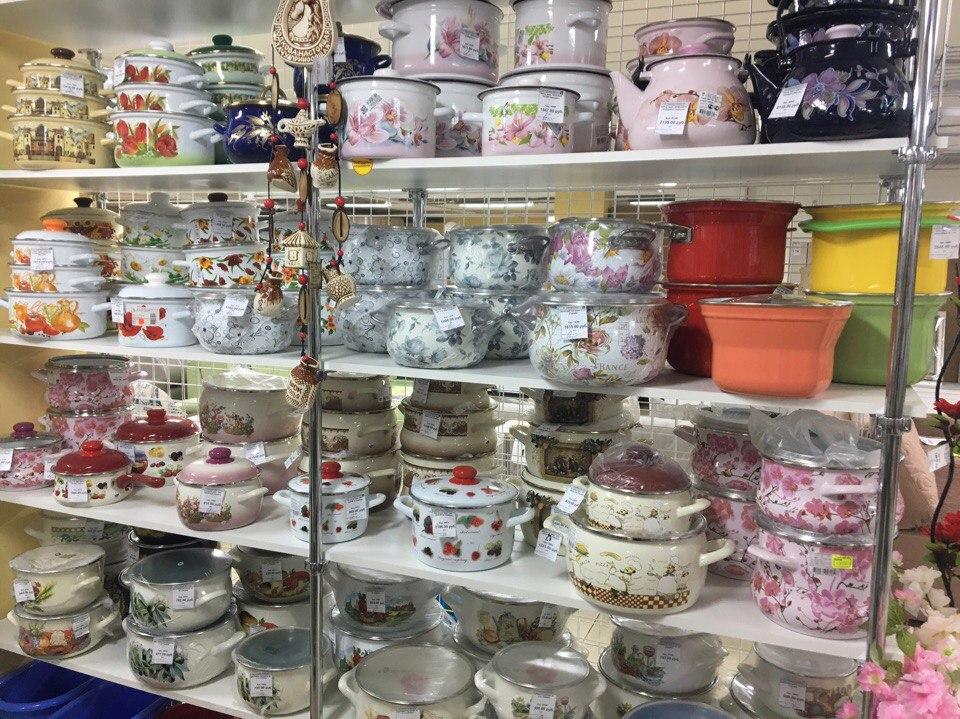 сколько прибыли приносит магазин по продаже посуды